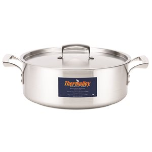 Brazier stainless steel 15 l