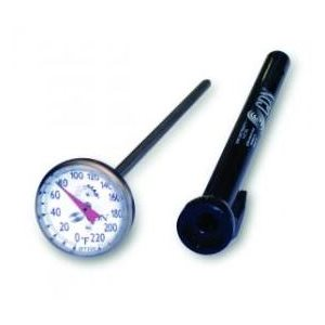 Pocket thermometer 0-220F